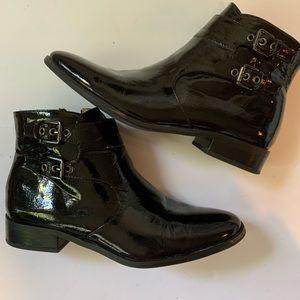 Franco Sorto women's black boot